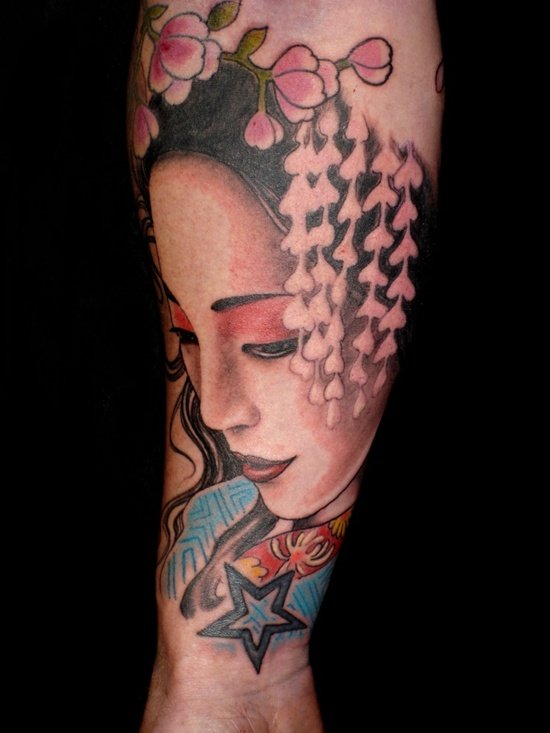 geisha tattoo (6)