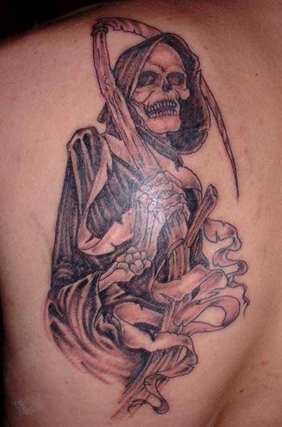 grim reaper tattoo (10)