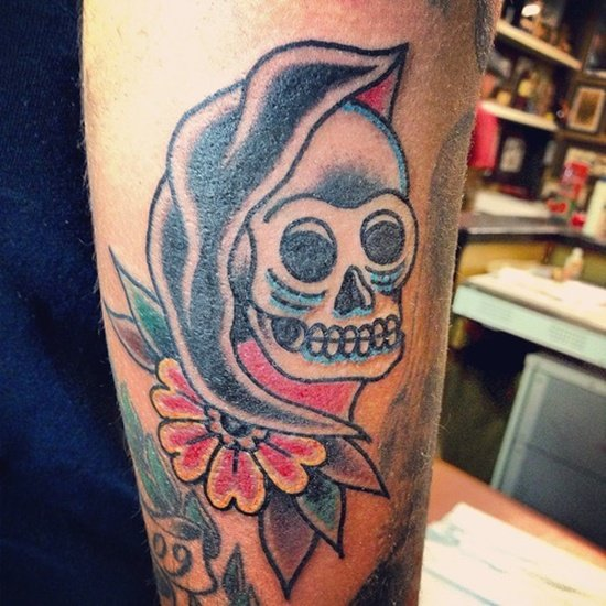 grim reaper tattoo (13)