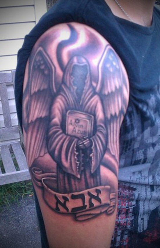 grim reaper tattoo (15)