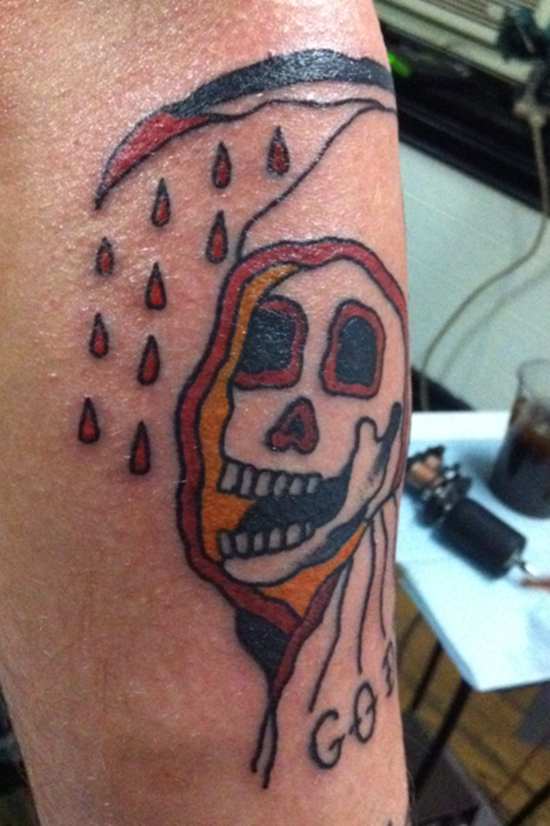 grim reaper tattoo (17)