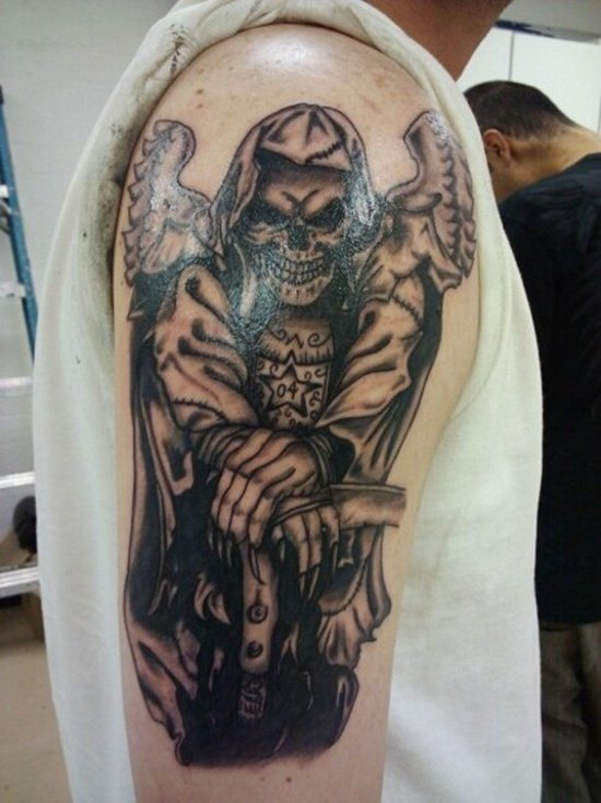 grim reaper tattoo (2)