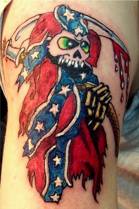 grim reaper tattoo (22)