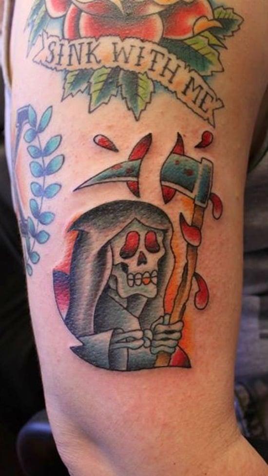 grim reaper tattoo (28)