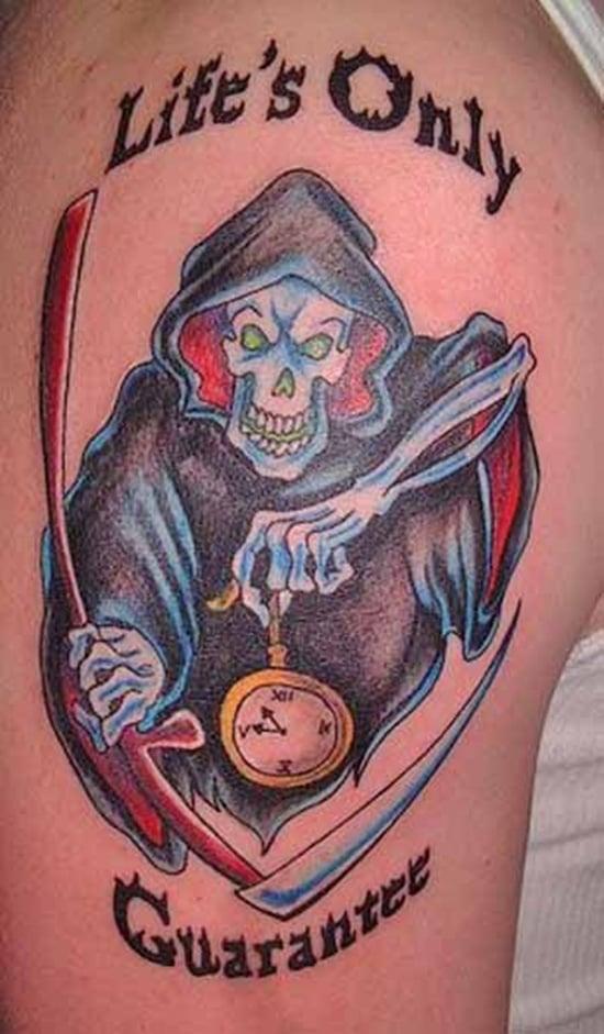 grim reaper tattoo (5)