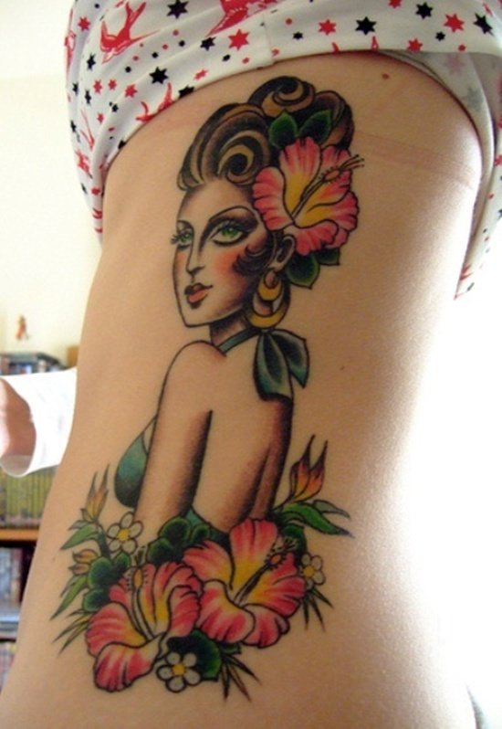 hawaiian tattoo (7)