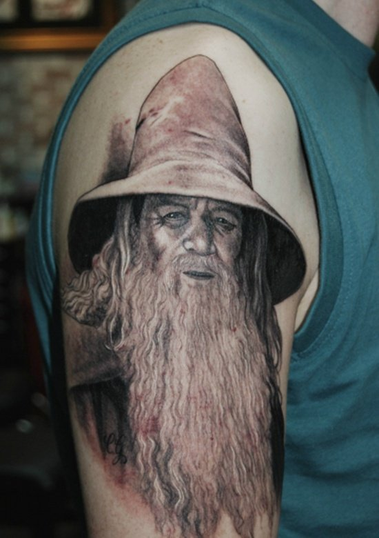 lord of the rings tattoo (14)