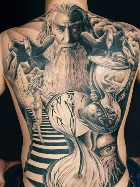 lord of the rings tattoo (4)