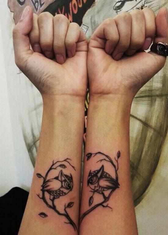 owl tattoo (20)