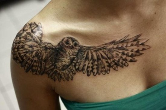 owl tattoo (30)
