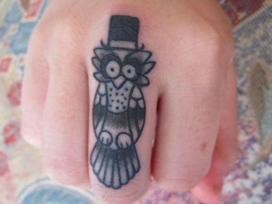 owl tattoo (31)