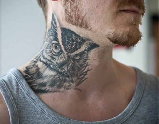 owl tattoo (36)