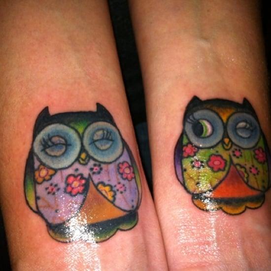 owl tattoo (8)