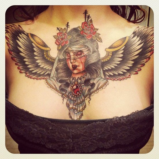 pagan and wiccan tattoo (14)