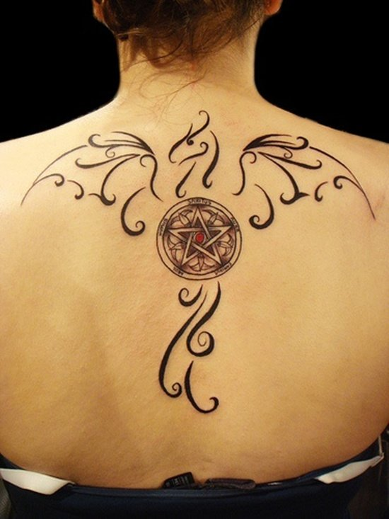 pagan and wiccan tattoo (2)