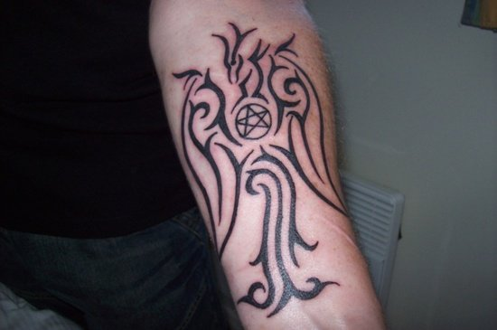 pagan and wiccan tattoo (25)