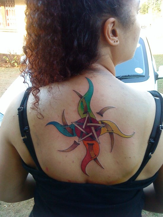 pagan and wiccan tattoo (4)