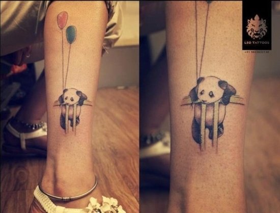 panda tattoo (1)