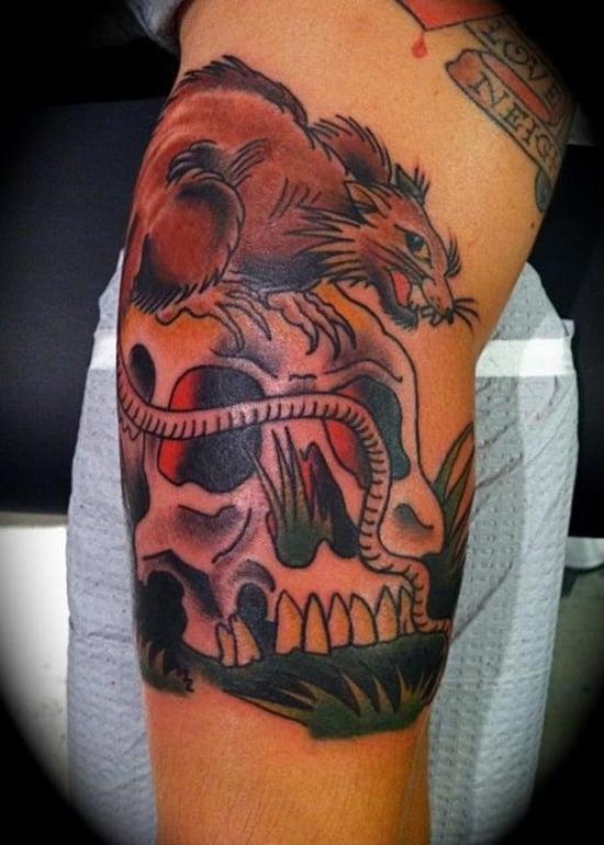 rat tattoo (10)