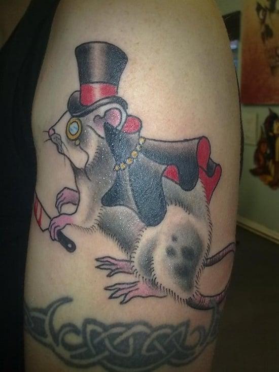 rat tattoo (8)