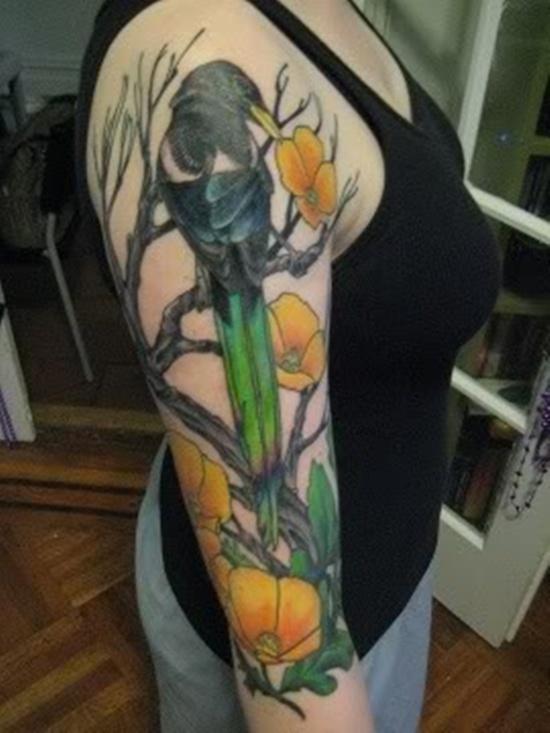 raven tattoo (1)
