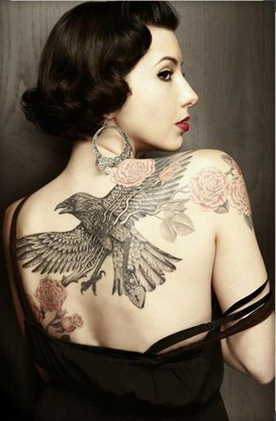 raven tattoo (2)