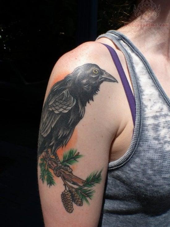 raven tattoo (23)