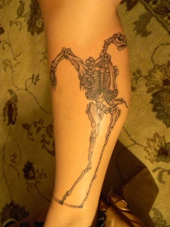 salvador dali tattoo (17)