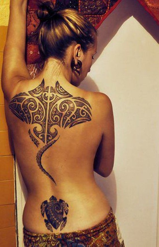 stingray tattoo (15)