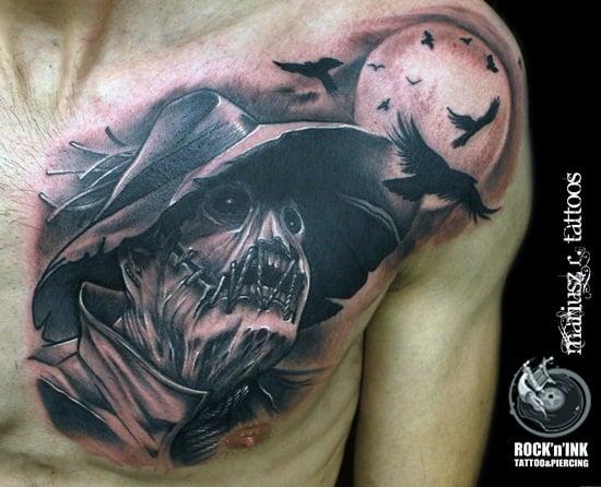0-Scarecrow Tattoos