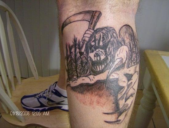 15-Scarecrow Tattoos