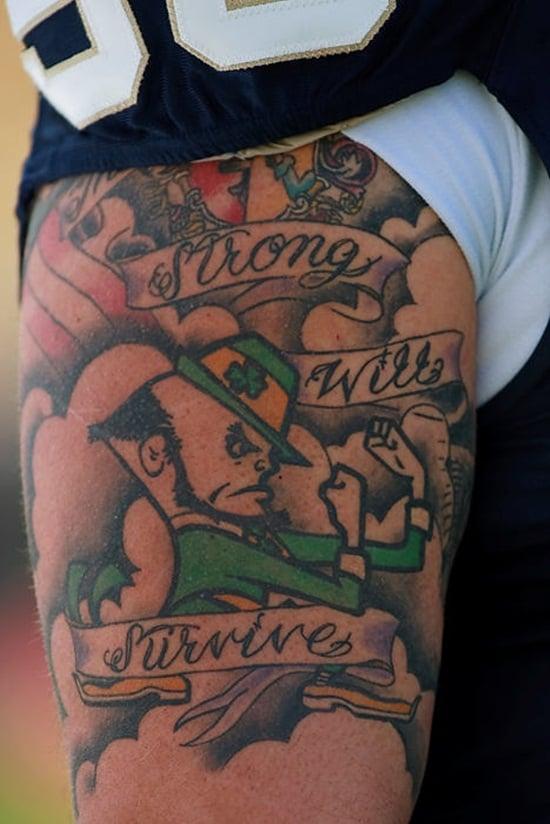 18-Leprechaun Tattoo