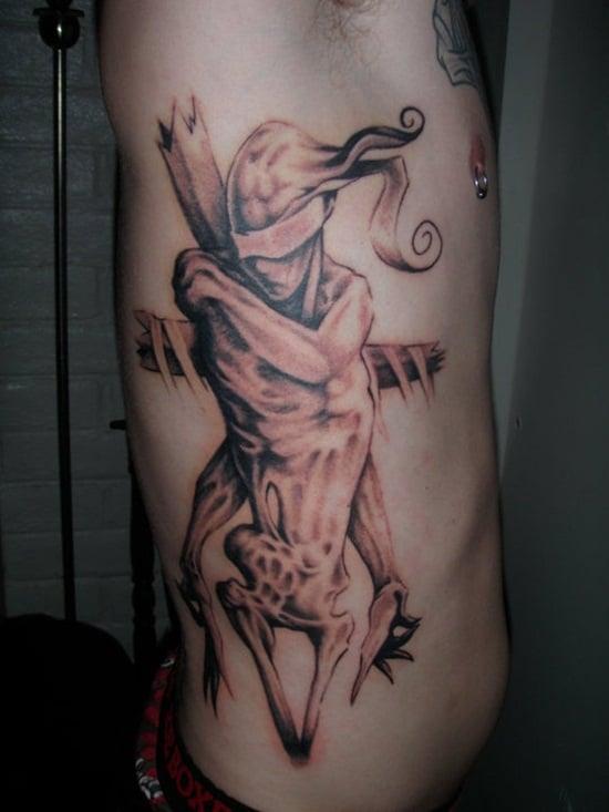 4-Scarecrow Tattoos