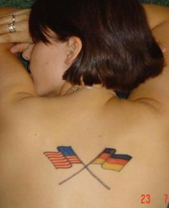 american flag tattoo (1)