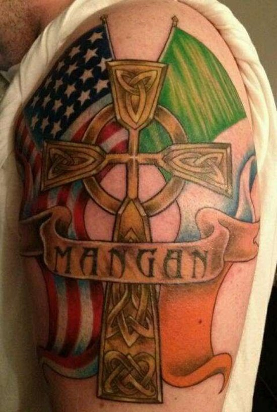 american flag tattoo (11)