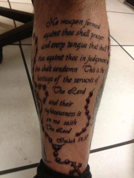 bible themed tattoo (20)