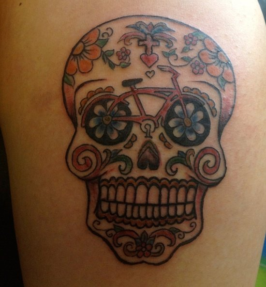 bicycle tattoo (15)