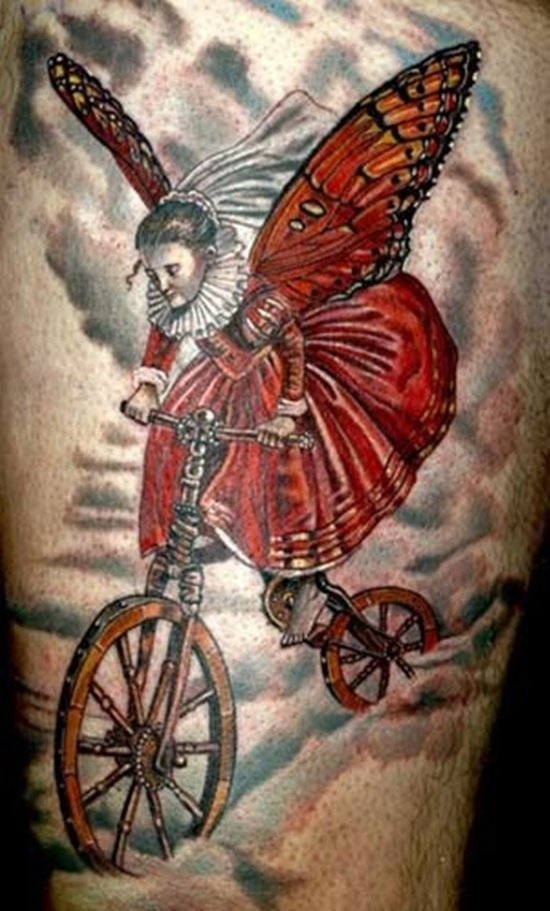bicycle tattoo (19)