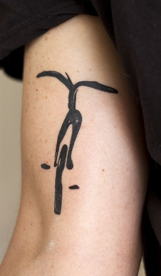 bicycle tattoo (27)
