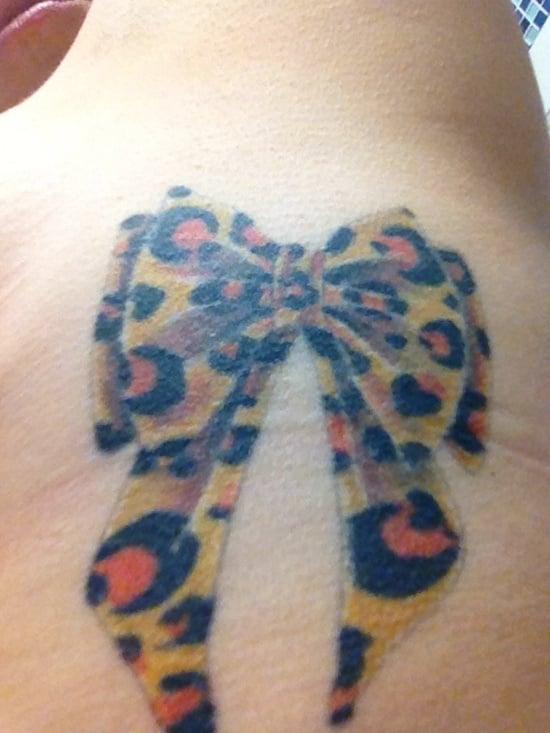 bow tattoo (24)
