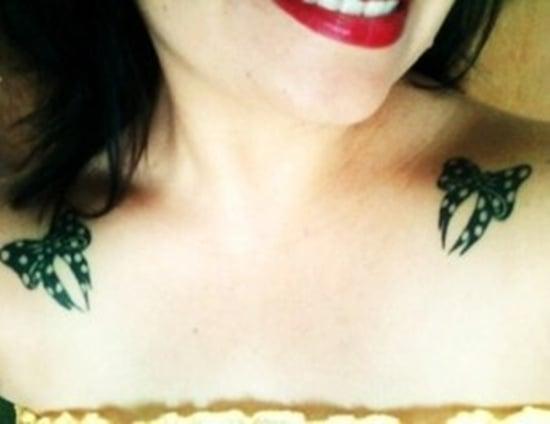 bow tattoo (29)