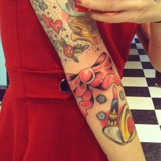 bow tattoo (4)