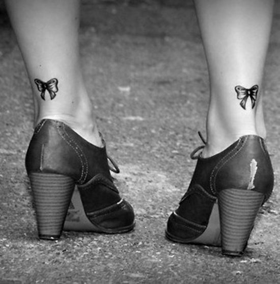 bow tattoo (6)