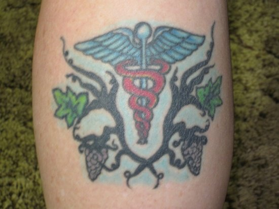 caduceus tattoo (10)