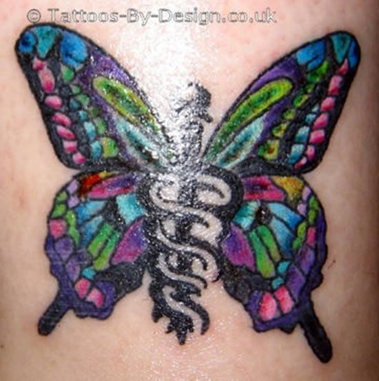caduceus tattoo (24)