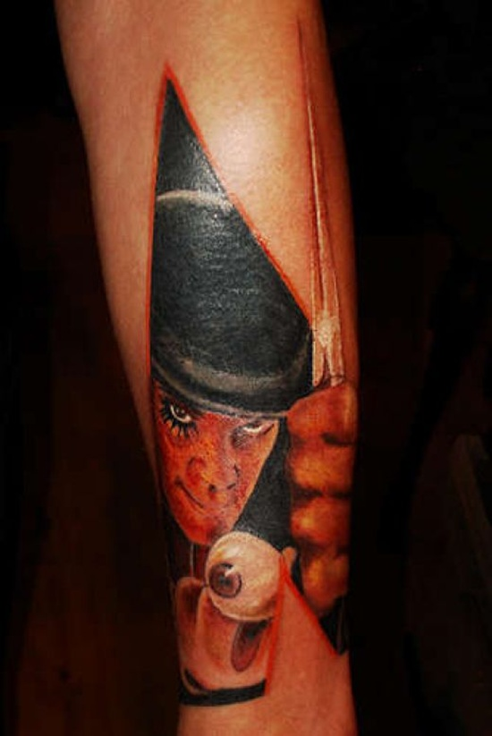 clockwork orange tattoo (11)