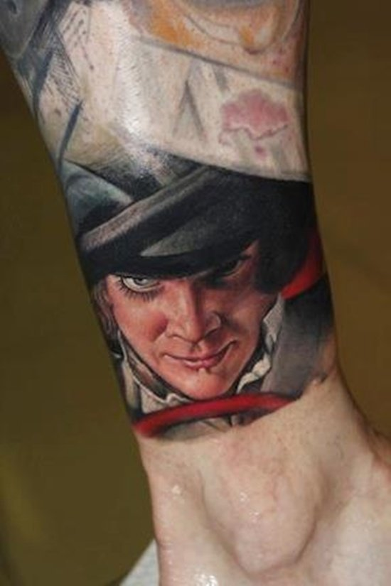 clockwork orange tattoo (3)