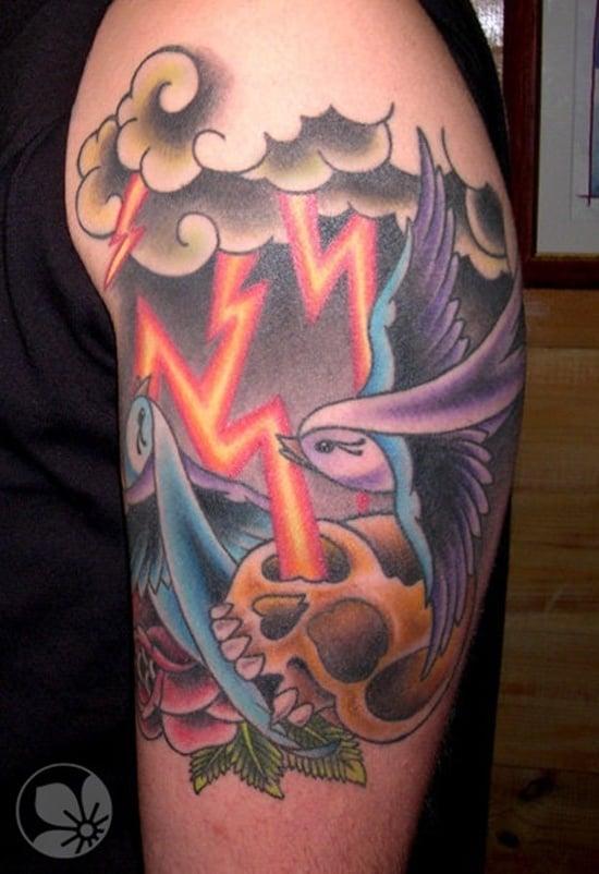 cloud tattoo (3)