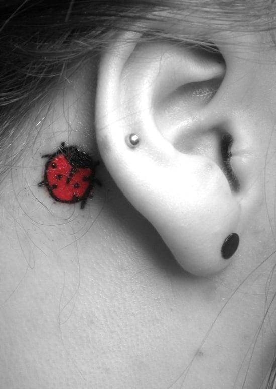 ear back tattoo (1)