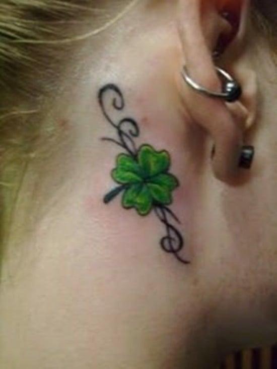 ear back tattoo (30)